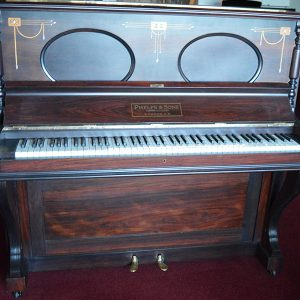 Art-nouveau Piano Phelps Of London
