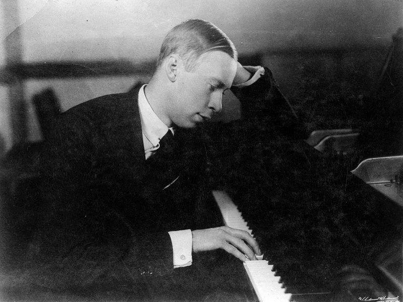 Prokofiev Player Piano Performance