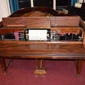 "Steinway & Sons Vleugel – Model OP – ""Duo-art"" – 1923"