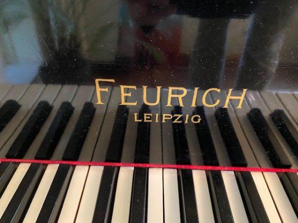 Feurich170 klavier